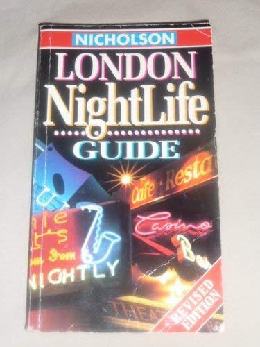 Nicholson London Nightlife Guide