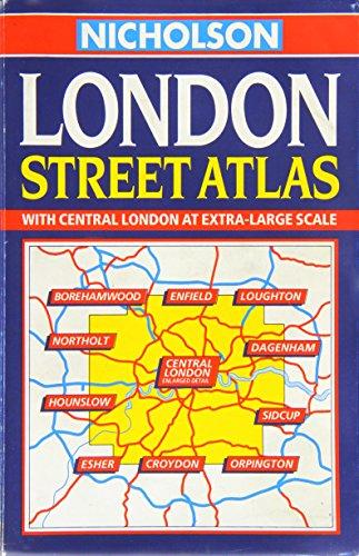Nicholson London Street Atlas