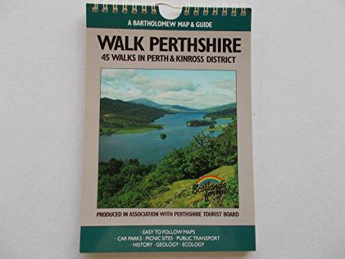 Walk Perthshire By Perthshire Tourist Board