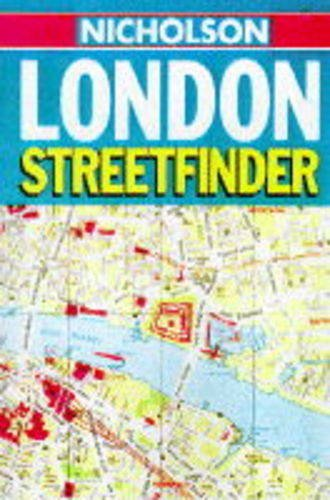 Nicholson London Streetfinder By Edited by Mike Cottingham