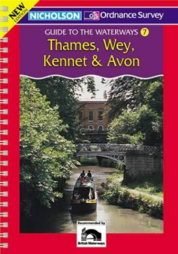 Nicholson/Ordnance Survey Guide to the Waterways By David Perrott and Jonathan Mosse