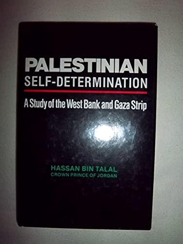 Palestinian Self-determination By Prince Hasan Bin Talal