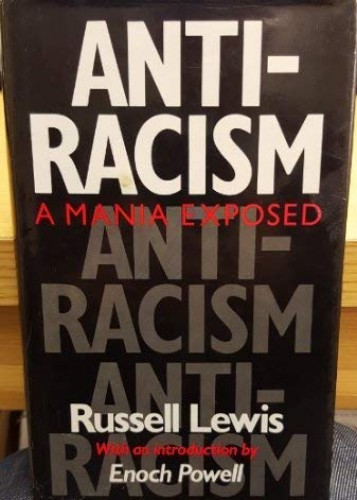 Anti-racism By Russell Lewis
