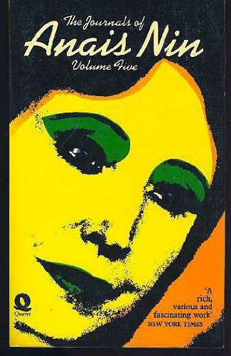 Journals By Anais Nin
