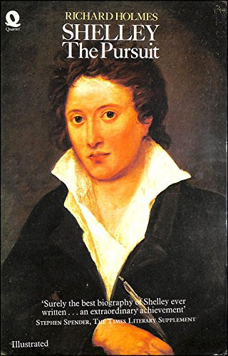 Shelley By Richard Holmes