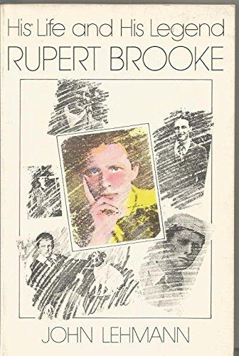 Rupert Brooke By John Lehmann