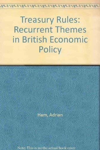 Treasury Rules By Adrian Ham