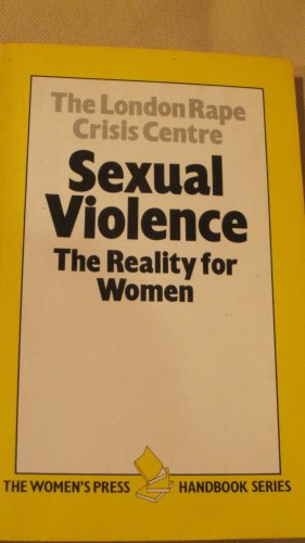 Sexual Violence By London Rape Crisis Centre