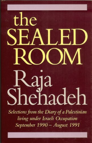 The Sealed Room By Raja Shehadeh