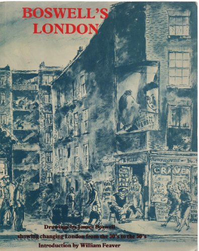 Boswell's London By James Boswell