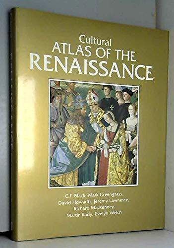 [Cultural] Atlas of the Renaissance By C.F. Black