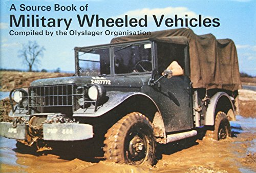 Military Wheeled Vehicles by Bart H. Vanderveen
