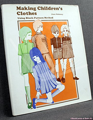 Making Children's Clothes By Joan Maloney