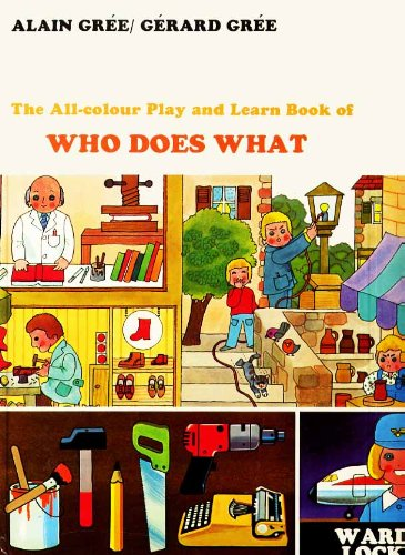 Who Does What By Alain Gree