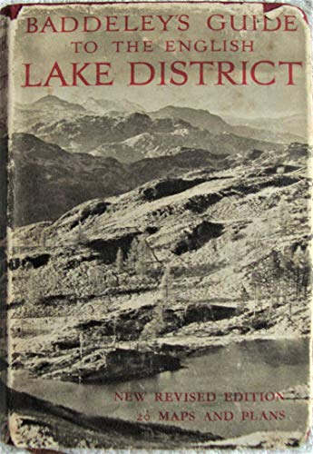 Lake District By M.J.B. Baddeley