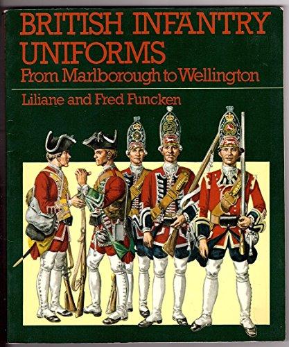 British Infantry Uniforms By L. Funcken