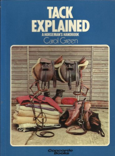 Tack Explained By Carol Green