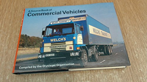 A Source Book of Commercial Vehicles By Bart H. Vanderveen