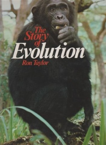 Story of Evolution by Taylor, R. Hardback Book The Cheap Fast Free Post