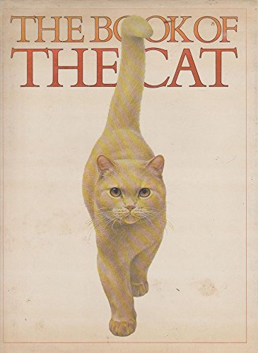 Book of the Cat Hardback Book The Cheap Fast Free Post