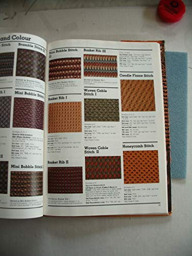Guide to Knitting Stitches By None