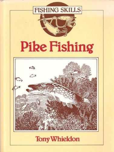 Pike Fishing By Tony Whieldon