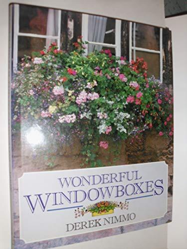 Wonderful Windowboxes By Derek Nimmo