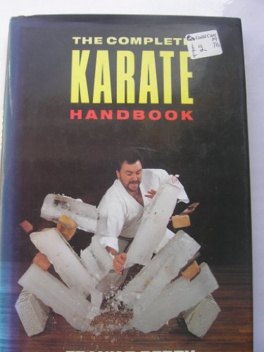 The Complete Karate Handbook By Frank Perry