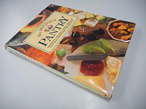Mrs.Beeton's Pantry by Mrs. Beeton