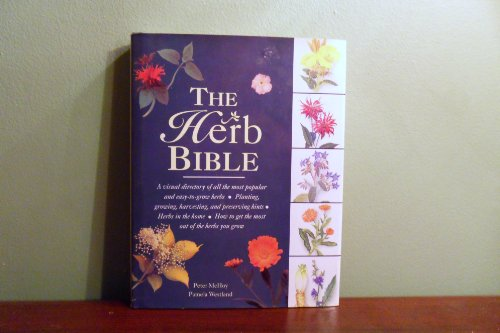 The Herb Bible By Peter McHoy