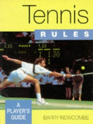 Tennis Rules By Barry Newcombe