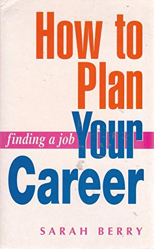 Finding a Job By Sarah Berry