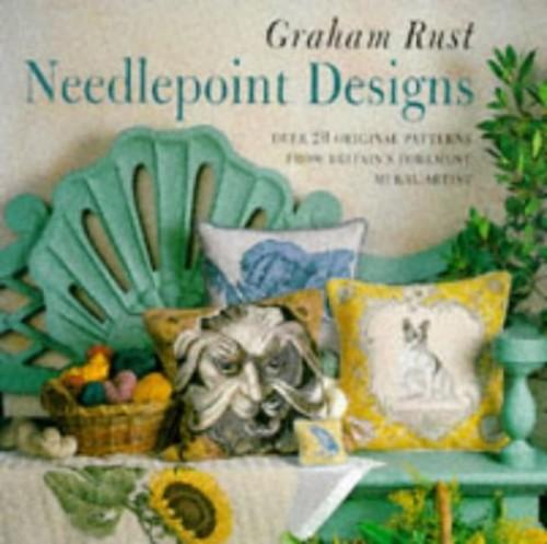 Graham Rust's Needlepoint Designs By Graham Rust