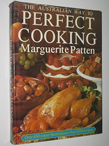 Perfect Cooking By Marguerite Patten, OBE