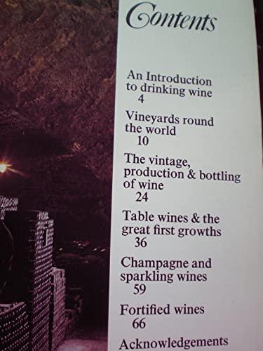Wine (All Colour Books S.) By David Milligan