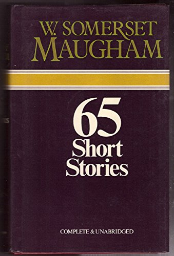 Selected Works By W. Somerset Maugham