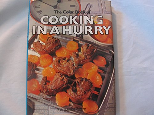 Colour Book of Cooking in a Hurry By Marguerite Patten
