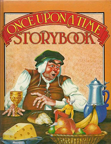 Once Upon a Time Story Book By Jane Carruth