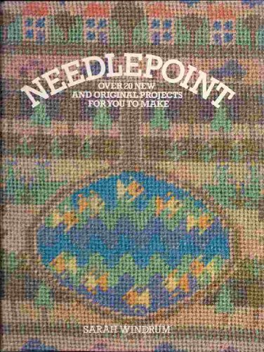 Needlepoint By Sarah Windrum