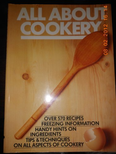All About Cookery By Norma MacMillan