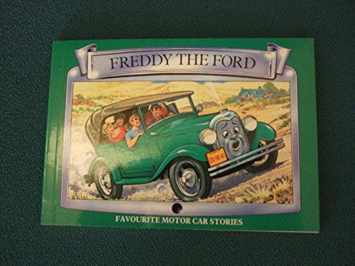 Freddy the Ford By Barbara Hayes