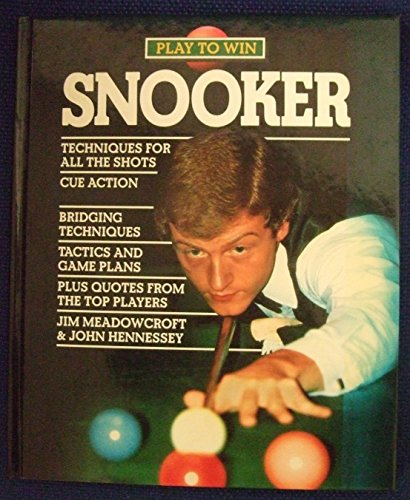 Snooker By Jim Meadowcroft