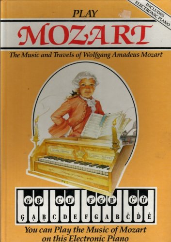 Play Mozart By Alison Sage