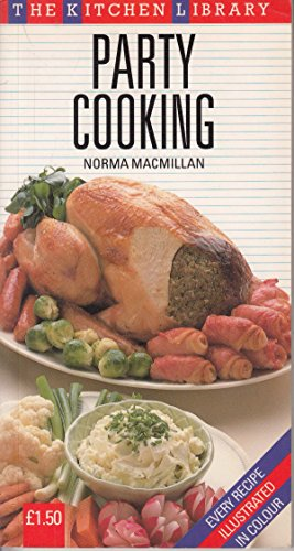 Party Cooking By Norma MacMillan
