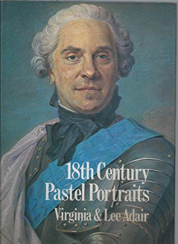 18th Century Pastel Portraits By Virginia Adair