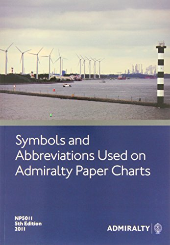 Symbols and Abbreviations Used on Admiralty Charts By Unnamed Unnamed