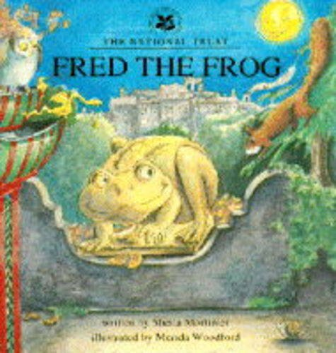 Fred the Frog By Sheila Mortimer