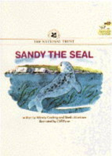 Sandy the Seal By Wendy Cooling