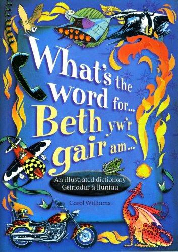 What's the Word For...?: Beth Yw'r Gair Am...? by Carol Williams