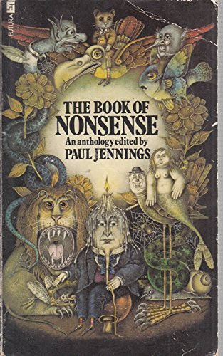 Book of Nonsense By Paul Jennings